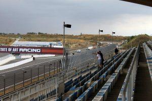 Zandvoort Circuit Start Finish Straight Grandstand