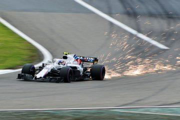 Sergey Sirotkin - Williams FW41