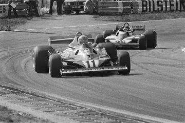 Niki Lauda - Ferrari - Dutch Grand Prix 1977