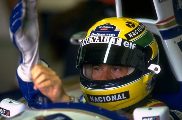 Ayrton-Senna-Williams
