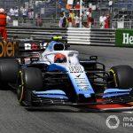 Robert Kubica Williams Monaco