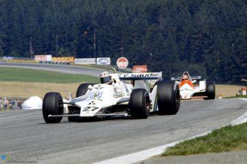 Alan Jones 1979 Austrian Grand Prix