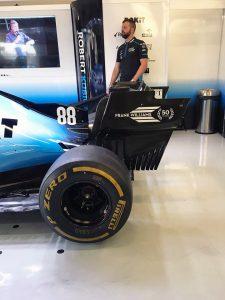 FW42 Rear Wing - Silverstone 2019