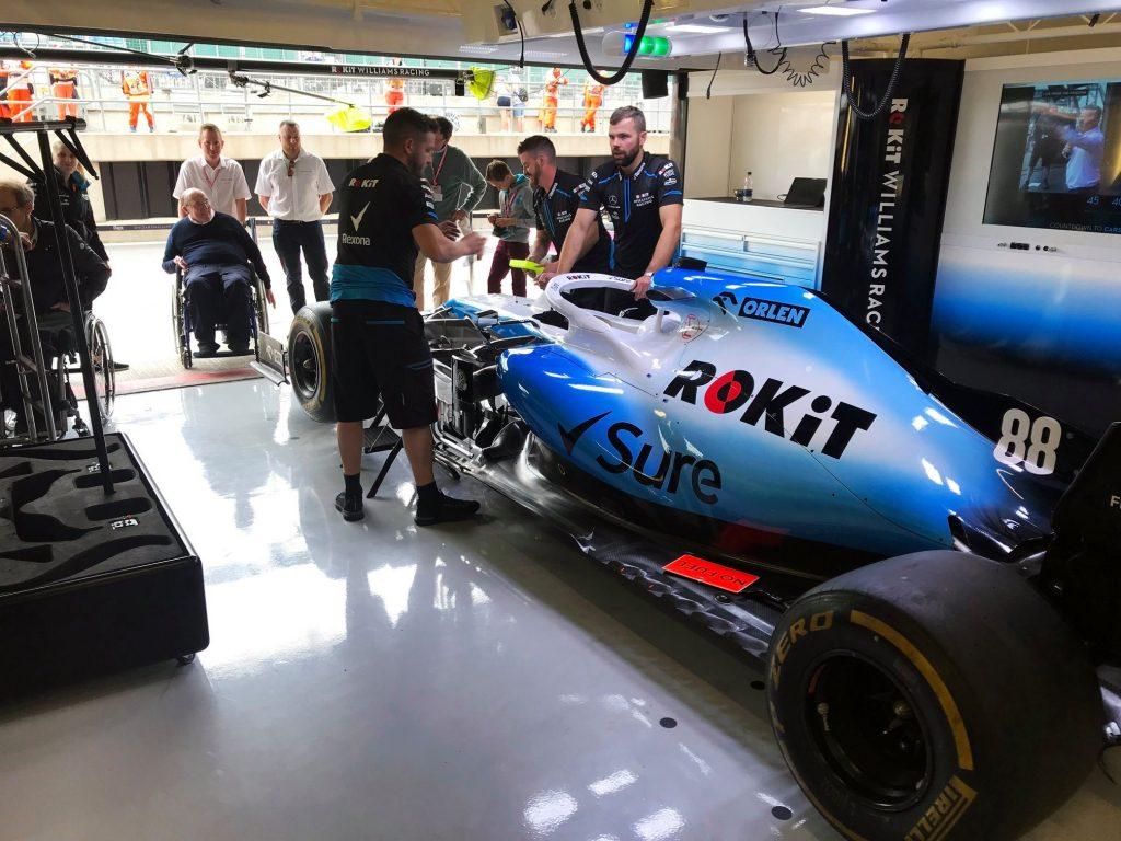 Williams British Grand Prix