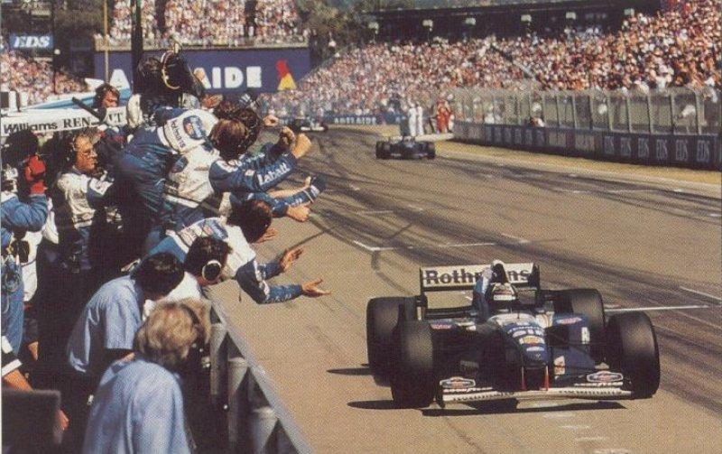 damon-hill-adelaide-williams-1995