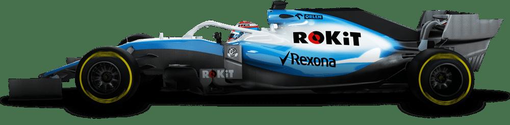 Williams FW43 | Formula 1 Racing Car
