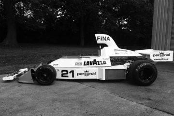 Williams Lavazza FW04 1975