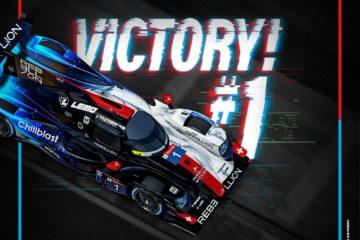 Williams wins Le Mans 24