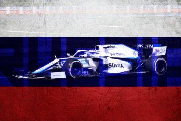 Russian Grand Prix 2020 - Williams F1