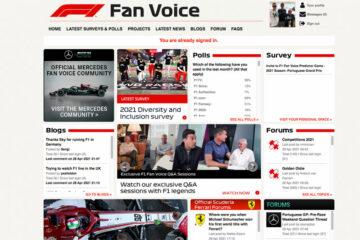 F1 Fan Voice - Screenshot