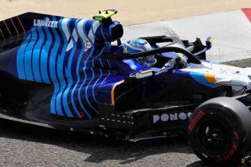 Williams 2021 FW43B
