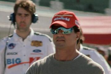 Sylvester Stallone, Williams F1 fan