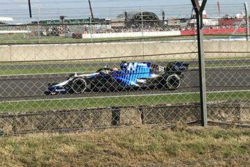 George Russell - British Grand Prix 2021