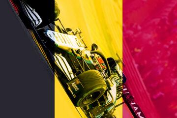 Belgian Grand Prix 2021 - Williams Podium